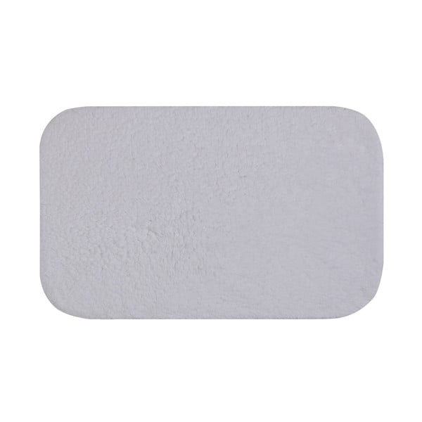 Biały dywanik łazienkowy Confetti Bathmats Organic, 50x80 cm