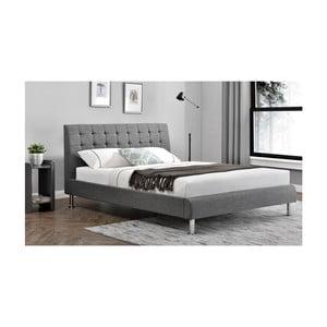 Dvolůžková postel VIDA Living Lyra, 221 x 156 cm