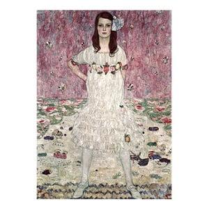 Obraz Gustav Klimt - Eugenia (Mäda) Primavesi, 40x30 cm