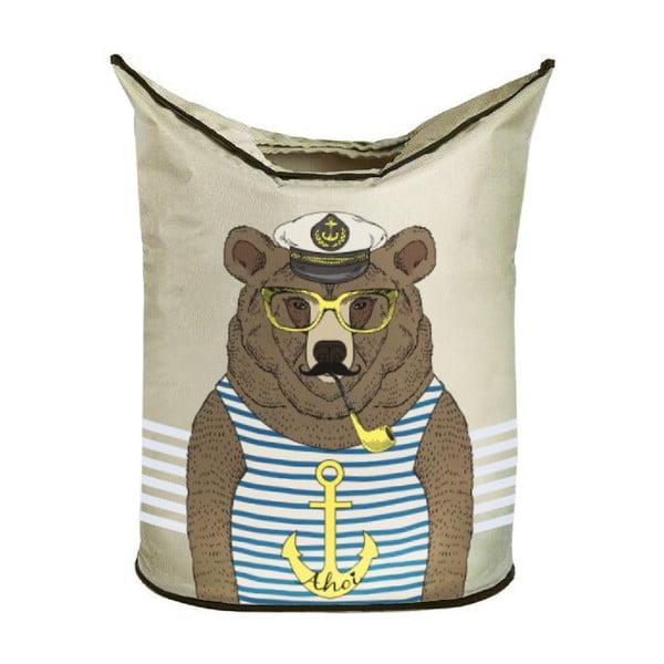 Koš na prádlo Bear Sailor