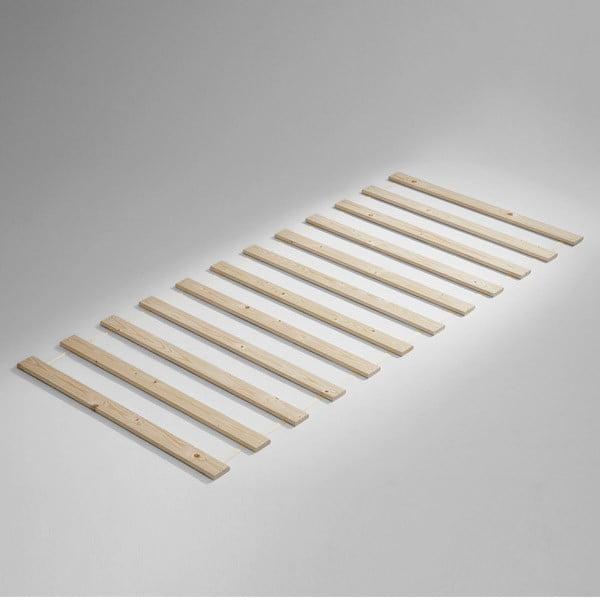 Dřevěný rošt 13Casa, 90x200cm