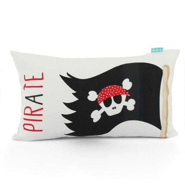Bavlněný oboustranný povlak na polštář Baleno Pirate, 50x30cm