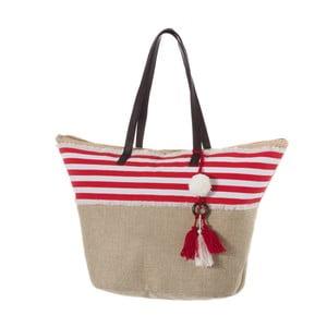 Červená kabelka Unimasa