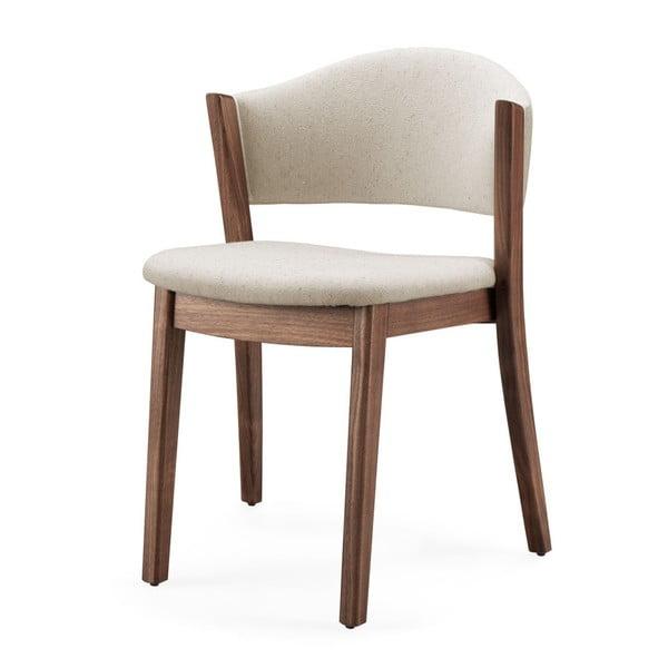 Jídelní židle s konstrukcí z ořechového dřeva Wewood - Portuguese Joinery Caravela