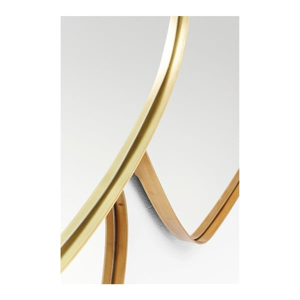 Nástěnné zrcadlo Kare Design Shapes, 130x105cm