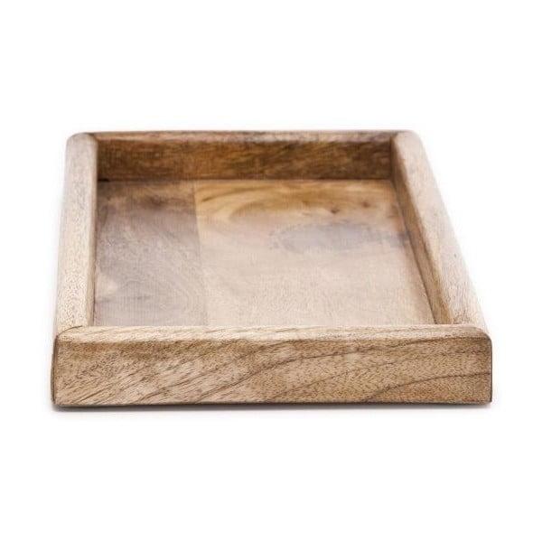 Ručně vyrobený dřevěný podnos NORR11 Vintage 50x20 cm