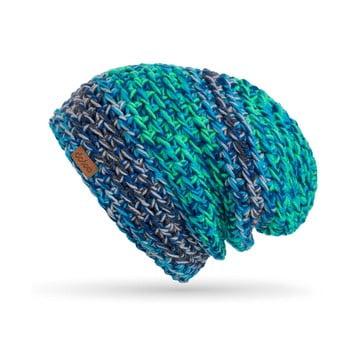 Căciulă tricotată manual DOKE Slide imagine