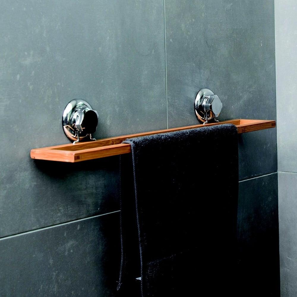 Bambusový držák na ručníky Compactor Spa