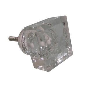 Mâner din sticlă Antic Line Square