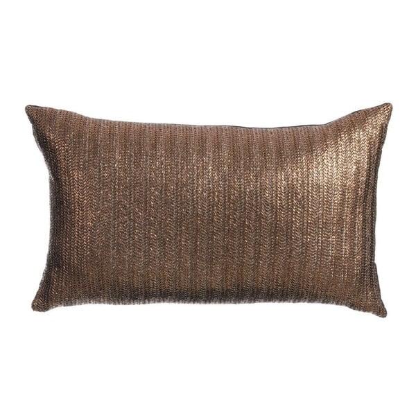 Polštář Exquisite Copper, 50x30 cm