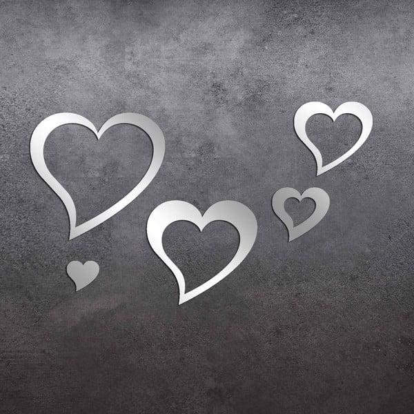 Dekorativní zrcadlo Asir Hearts