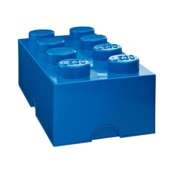 Cutie depozitare LEGO®, albastru de la LEGO®