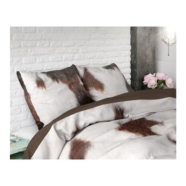 Povlečení na dvoulůžko z čisté bavlny Sleeptime Cowboy, 200 x 220 cm