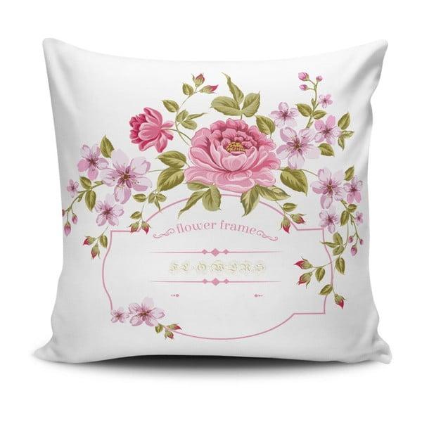 Polštář s příměsí bavlny Cushion Love Calerto, 45 x 45 cm