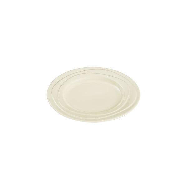 Sada 6 talířů Jamie Oliver Waves, 21 cm