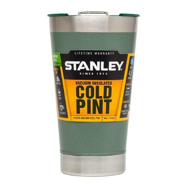 Termo nádoba na pivo včetně otevíráku Stanley