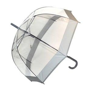 Deštník s bílými detaily Transpo