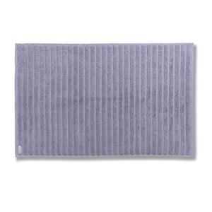 Koupelnová předložka Soft Ribbed Grey, 50x80 cm