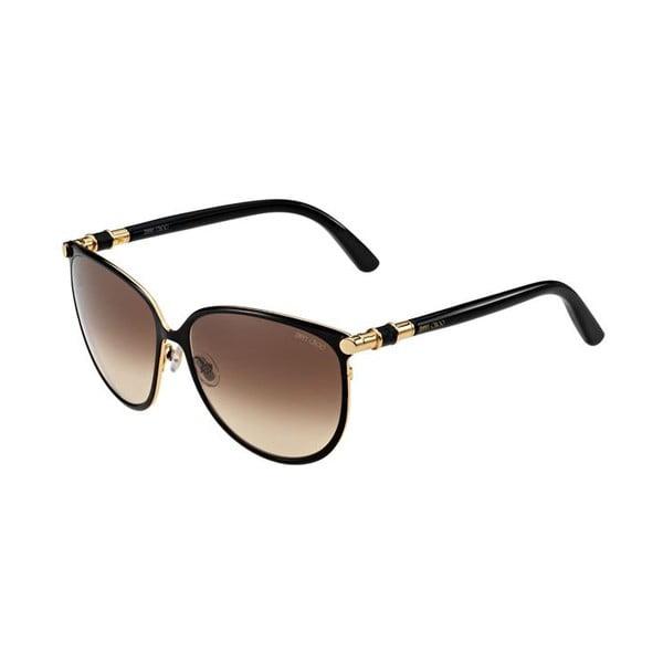 Sluneční brýle Jimmy Choo Juliet Black/Brown