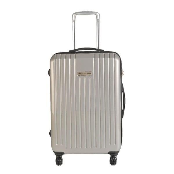 Set 3 cestovních kufrů Majestik Metal