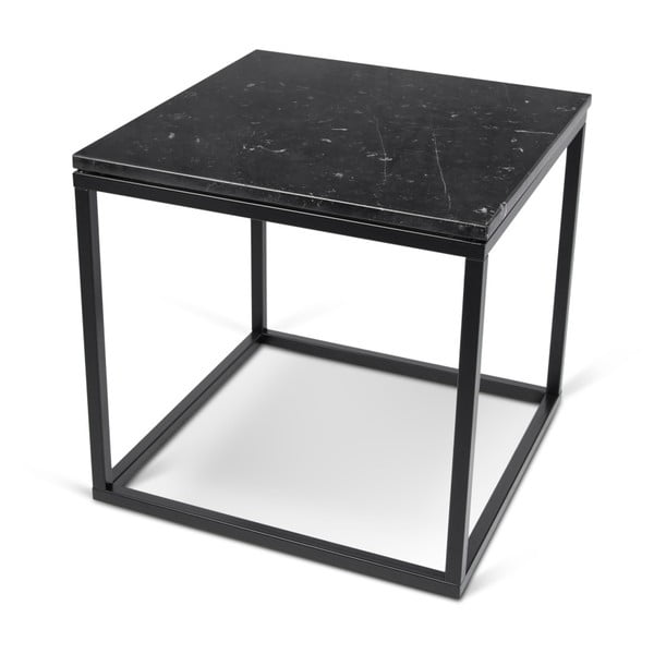 Odkládací stolek s deskou v dekoru mramoru TemaHome Prairie