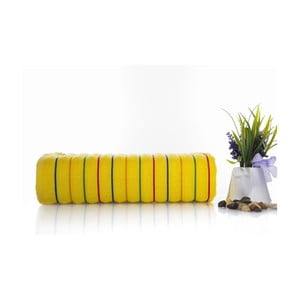 Osuška Rosy Yellow, 70x140 cm