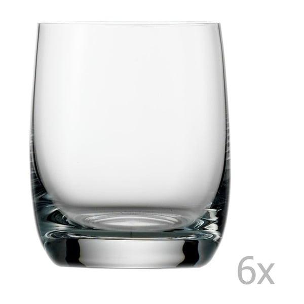 Set 6 pahare Stölzle Lausitz Weinland Whisky Tumbler, 275 ml