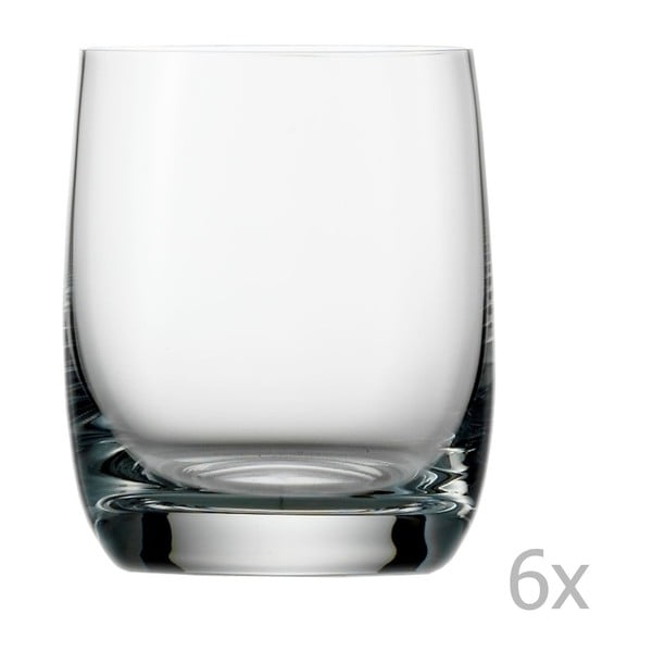 Sada 6 sklenic Stölzle Lausitz Weinland Whisky Tumbler, 275 ml