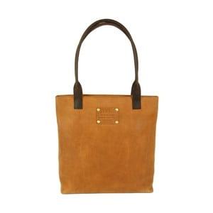 Kožená kabelka O My Bag Posh Stacey midi,velbloudí