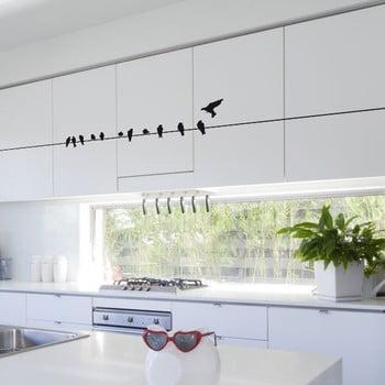 Autocolant Fanastick Birds on the Wire de la Ambiance
