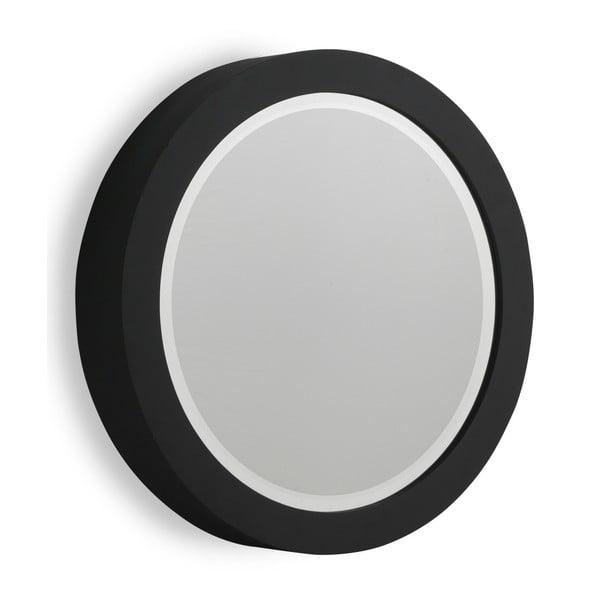 Thick fekete tükör, Ø 50 cm - Geese