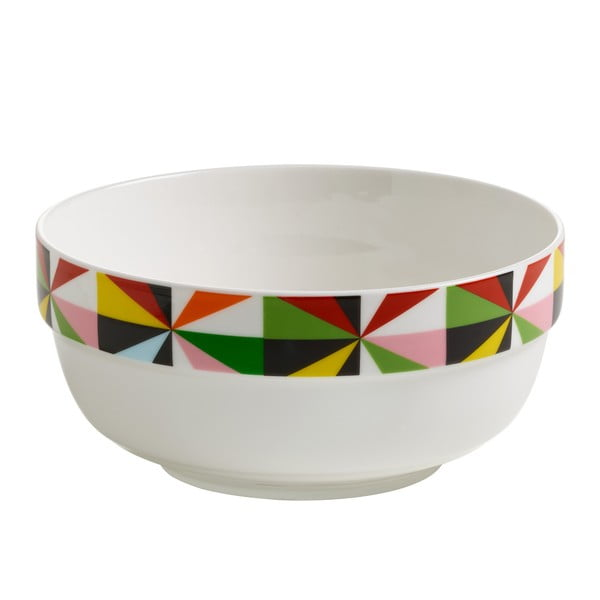 Porcelánová miska Maxwell & Williams Abstraction, ⌀ 15 cm