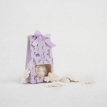 Set pentru aromaterapie Dakls, aromă de lavandă, 6 piese imagine