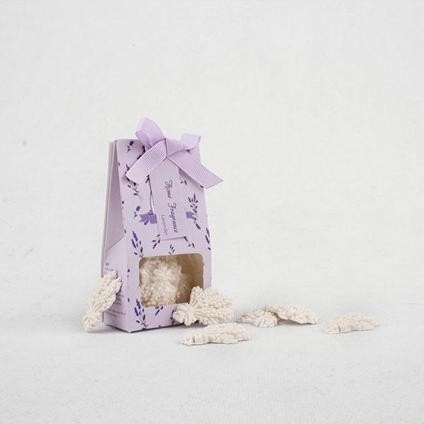 Set pentru aromaterapie Dakls, aromă de lavandă, 6 piese