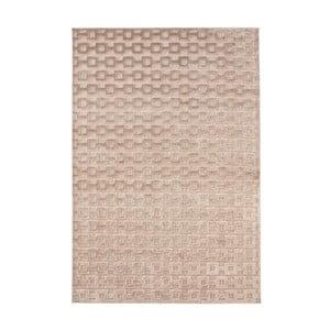 Hnědo-měděný koberec Mint Rugs Shine, 160 x 230 cm