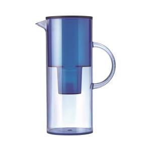 Konvice na vodu s filtrem, 2 l, světlá modř