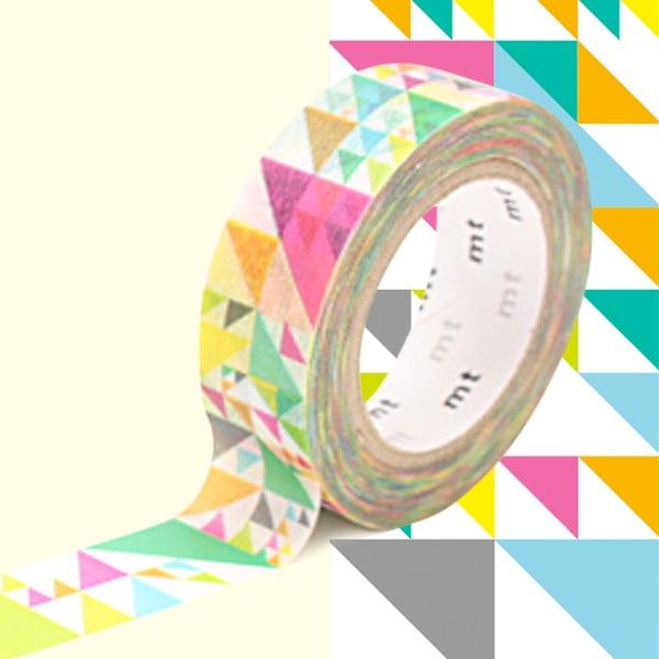 Washi páska MT Masking Tape Viviette, návin10m