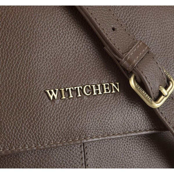 Kožená kabelka Elegance Message Stone