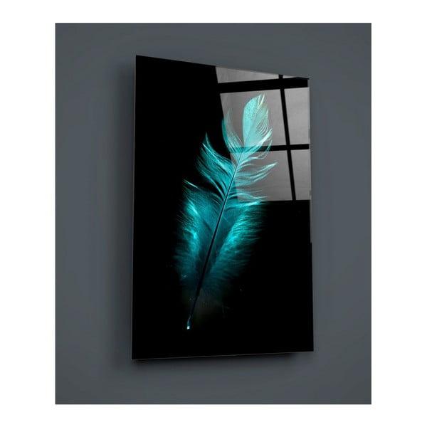 Obraz szklany Insigne Malossa, 72x46 cm