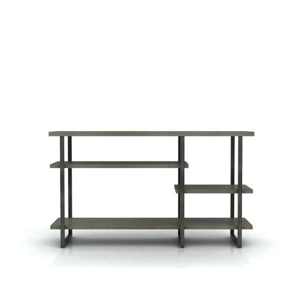 Konzolový stôl z akáciového dreva Livin Hill Flow, 80 x 140 cm
