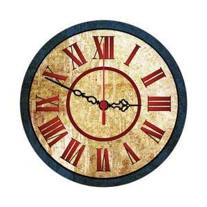 Nástěnné hodiny Retro, 30 cm