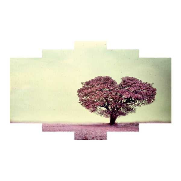 5dílný obraz Tree
