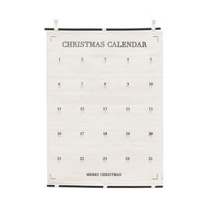 Calendar advent de perete House Doctor Christmas