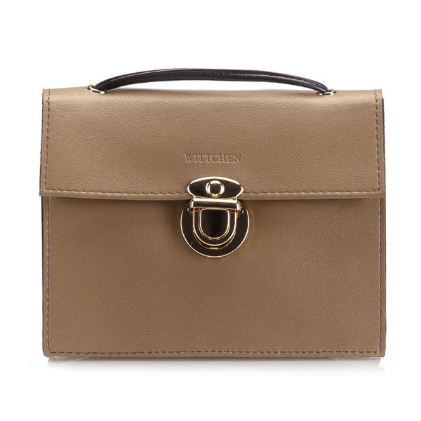 Kabelka Young Case Light Brown
