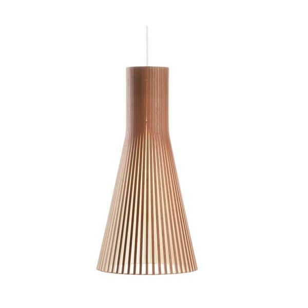 Závěsné svítidlo Secto 4200 Walnut, 60 cm