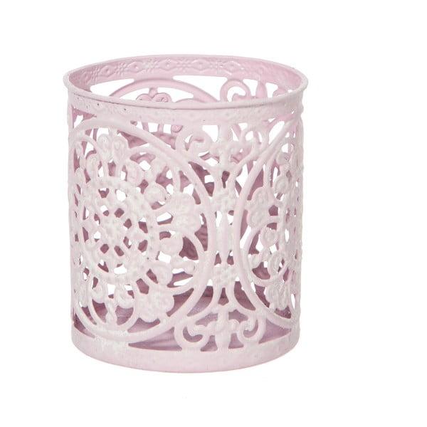 Lucerna Round Pink, 9 cm