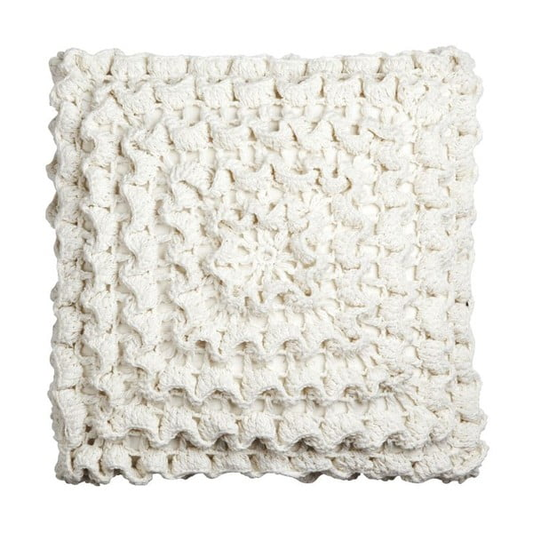 Povlak na polštář Crochet, 50x50 cm