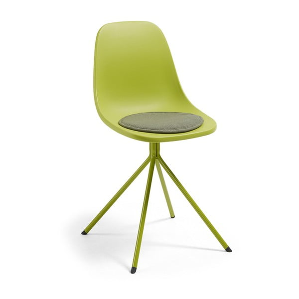 Zelená jídelní židle La Forma Mint