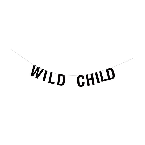 Girlanda Bloomingville Wild Child