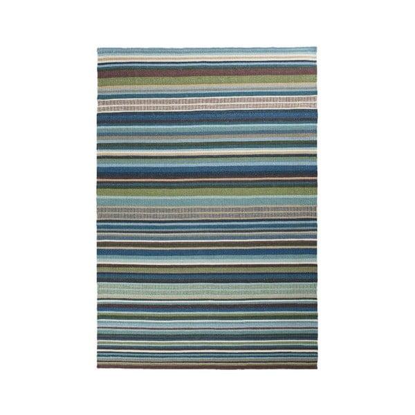 Vlněný koberec Feel Denim, 170x240 cm